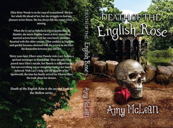ICYMI, here's the cover for my latest novel! DEATH OF THE ENGLISH ROSE, the second novel in the Hall