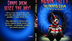 Introducing... ROBIN MUTT: THE HAUNTED CLOWN (13 TALES OF DEATH)!