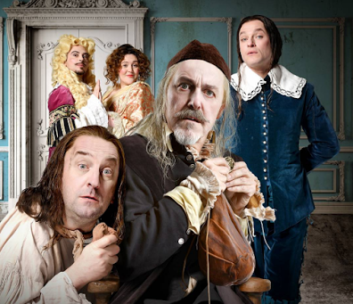 REVIEW: Molière's The Miser at the Garrick Theatre, London