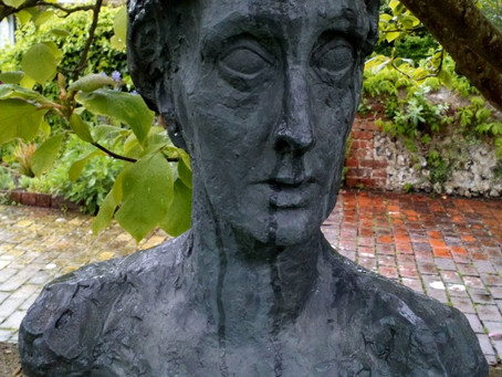 A Visit to Virginia Woolf's Monk's House, Rodmell