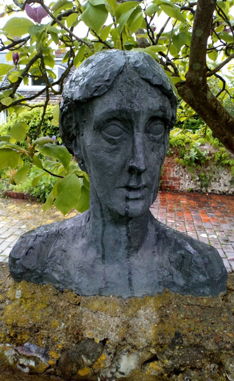 Virgina Woolf's ashes