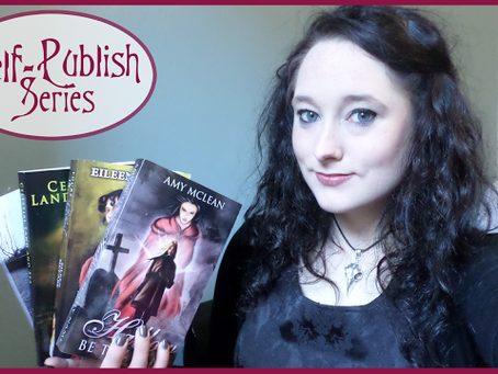 Why I Chose to Self-Publish My Novels #SelfPublishSeries