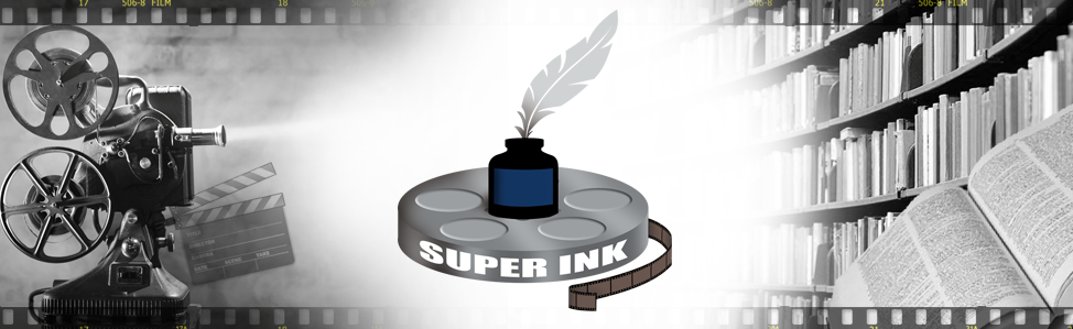 Super Ink Movie Club Banner