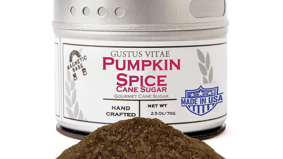 Pumpkin Spice Cane Sugar