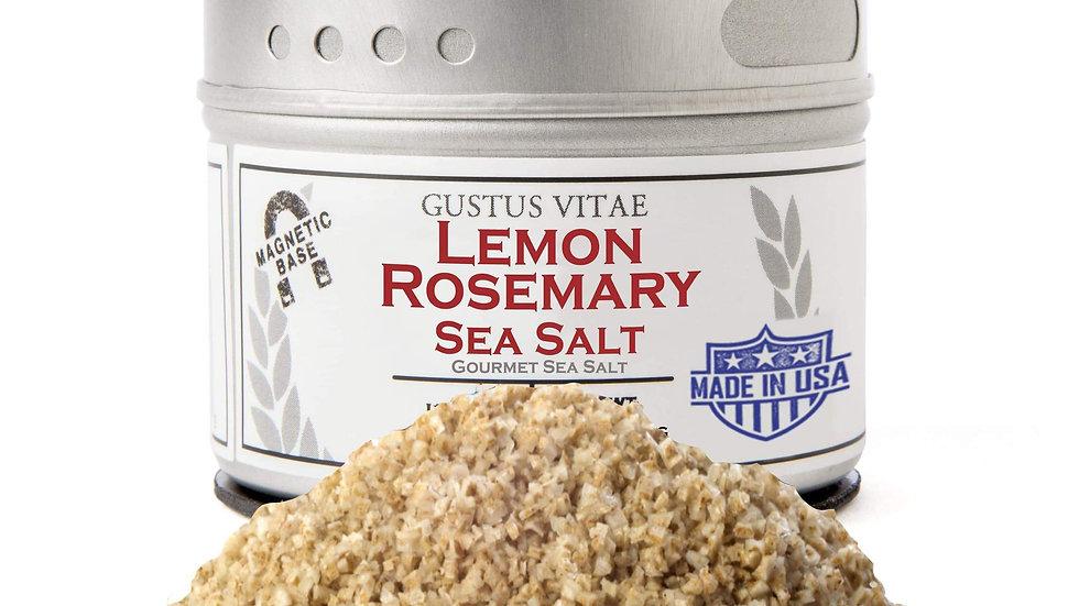 Lemon Rosemary Sea Salt
