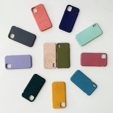 Compostable phone cases anyone??