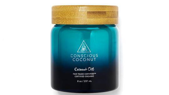 Not Your Ordinary Coconut Oil Jar