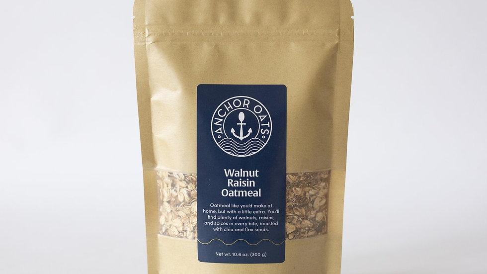 Walnut Raisin Oatmeal