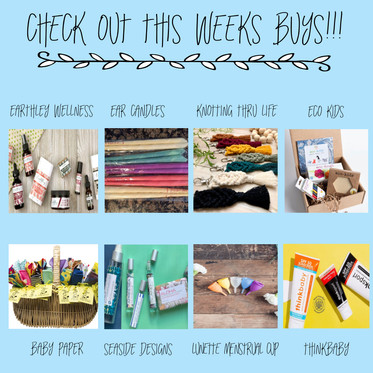 DON'T MISS OUT ON OUR GREAT BUYS THIS WEEK!!