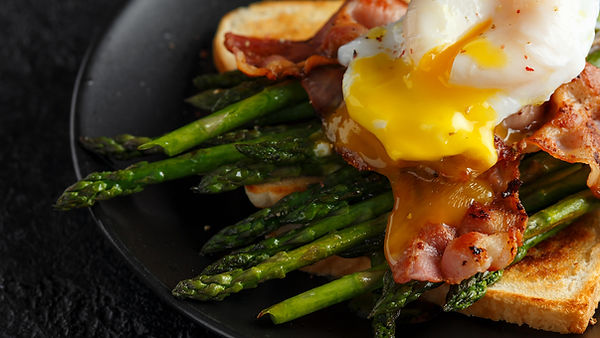 Benedict Poached Egg