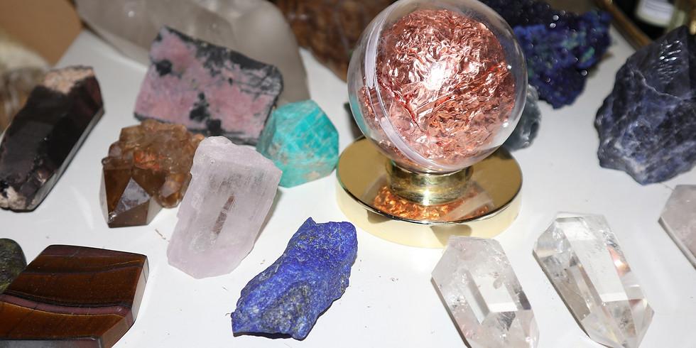 Stone Energy for Awakening