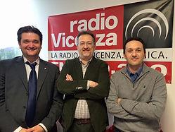 Footgolf Vicenza a Radio Vicenza
