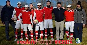 Praticare Footgolf a Vicenza