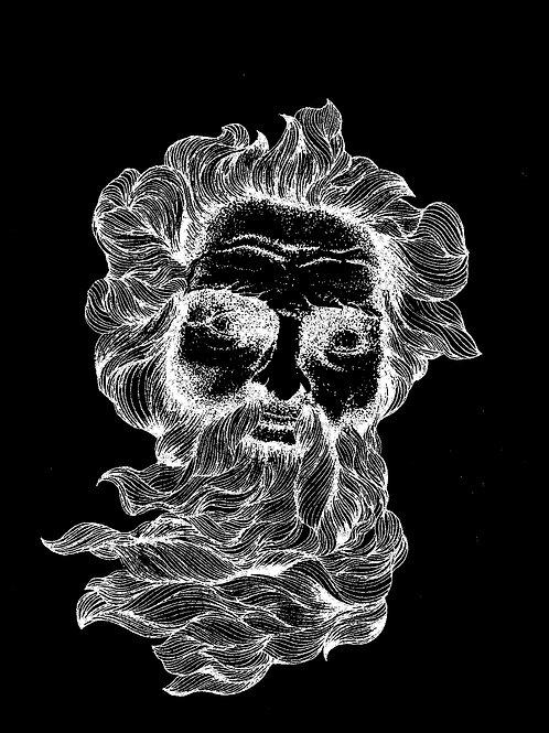 Neptune, Tirage Noir