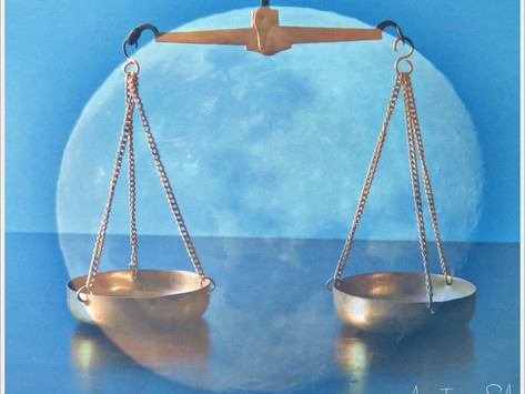Working with the New Moon in Libra