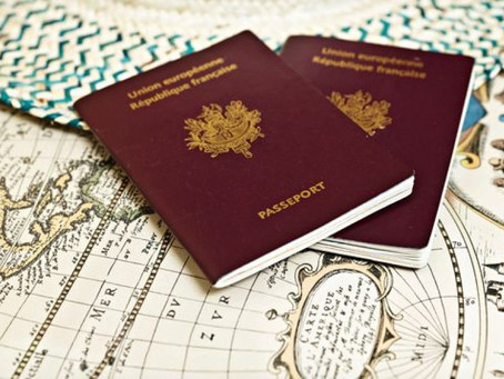A few instructions for the Russian Visa