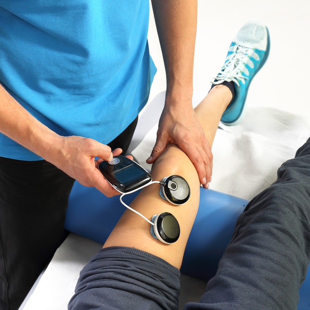 Compex Muscle Stimulation