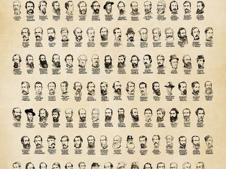 Gettysburg Battle portrait poster is now available!