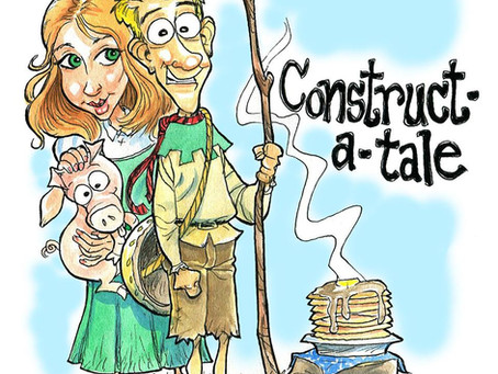 """What topics do you address in your Assemblies? """"Construct-a-tale"""""""