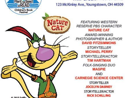 Youngstown's Children's Book Festival