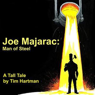 joe majarac Tim Hartman illustration story