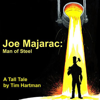 joe majarac Tim Hartman illustration story