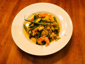 Anti-inflammatory coconut curry