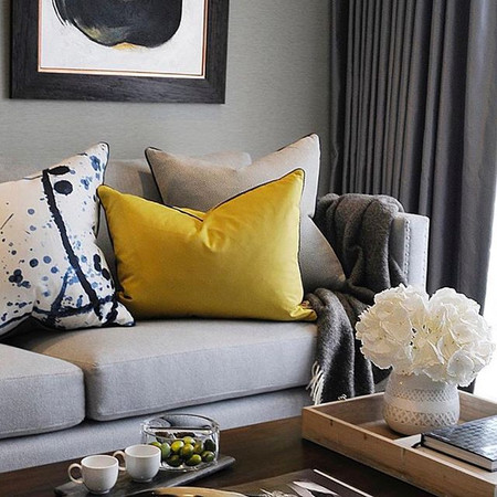 Add some color it's #spring! #interior #