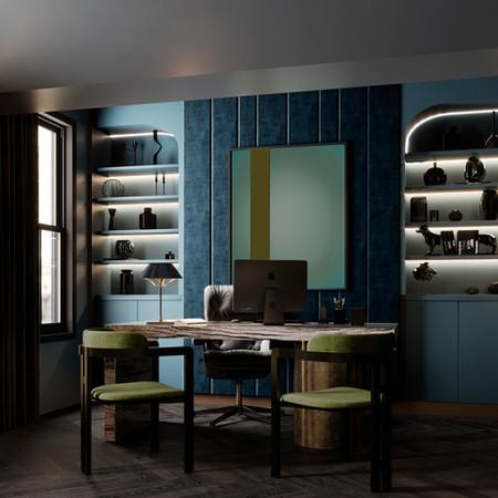 Jewellery Store Project - VIP Office Vie