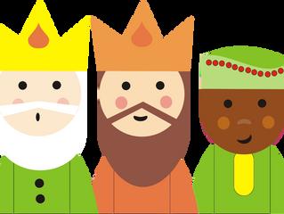 ¡Qué vienen los Reyes!
