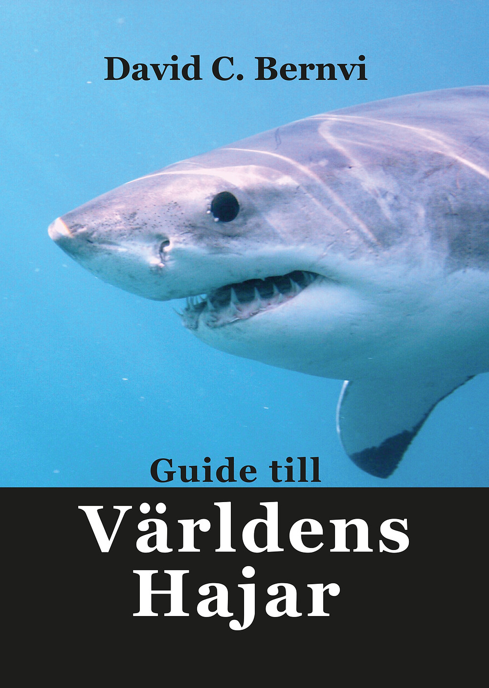 I boken hittar du flera illustrationer på brugden, däribland gälräfständer och brugdens tänder.