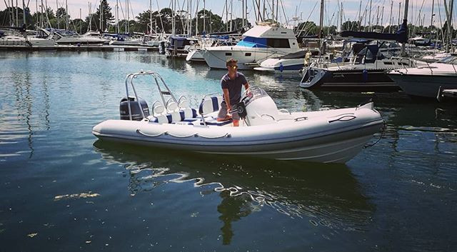 6.0m Ribeye handed over to it's new owne