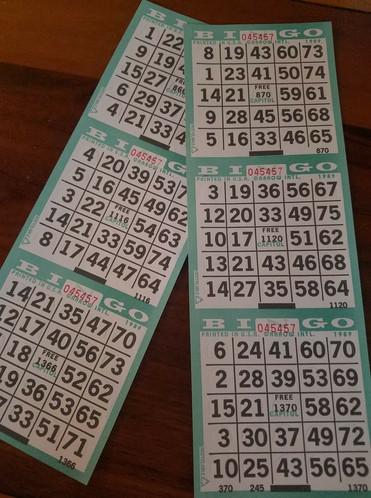 Come Play Bingo!