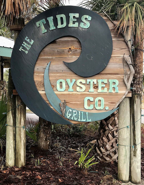 Welcome to The Tides Oyster Co.