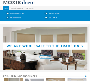 Moxie Decor