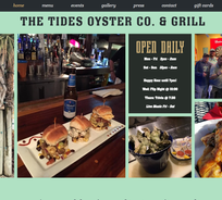 The Tides Oyster Co