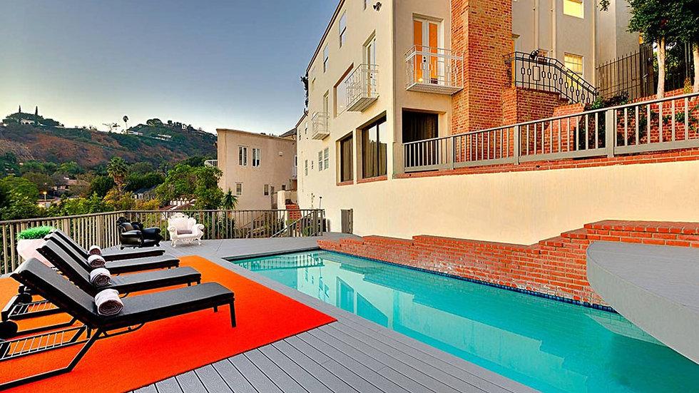 Sunset Plaza Estate