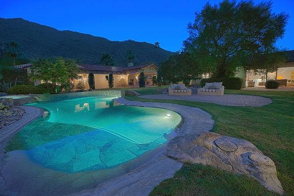 Gillette Palm Springs Estate
