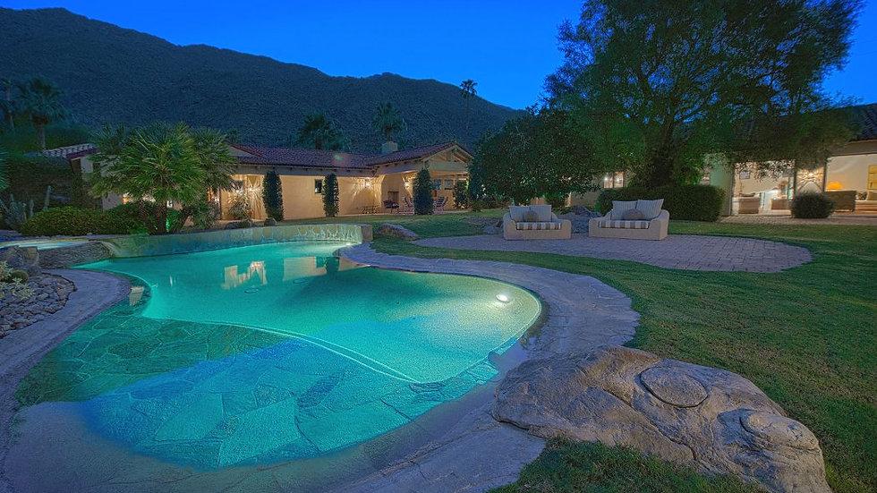 T41 Gillette Palm Springs Estate