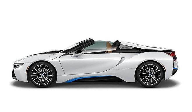 BMW I8 (WHITE)