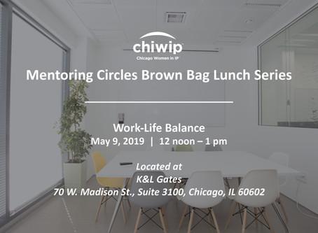 Mentoring Circles Brown Bag Lunch Series: Work-Life Balance