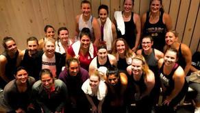 Sweat-Working Cycling Class