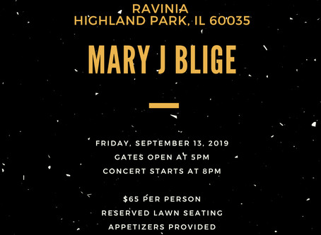 ChiWIP and Mary J Blige