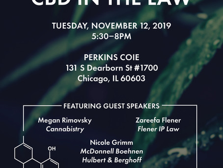 Hot Topic - CBD in the Law