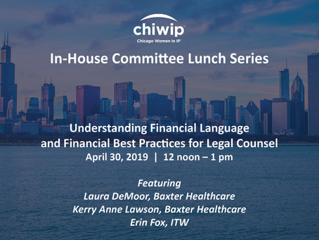 Understanding Financial Language and Financial Best Practices for Legal Counsel