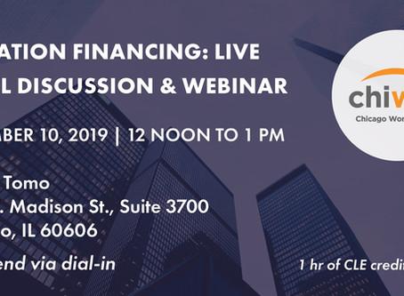 Litigation Finance Seminar