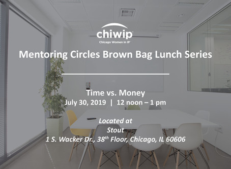 Mentoring Circles Brown Bag Lunch Series: Time vs. Money
