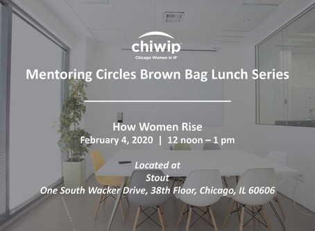 Mentoring Circles Brown Bag Lunch: How Women Rise