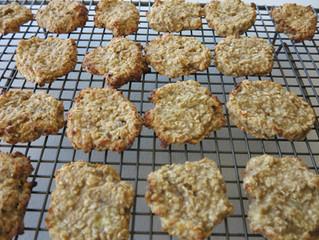 2 Ingredient Biscuit
