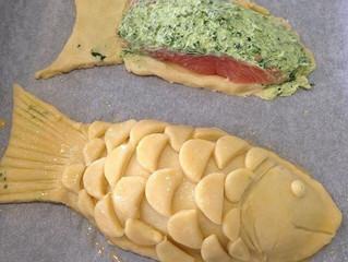 Cream Cheese Salmon Surprise